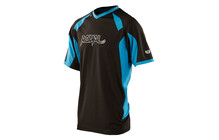 Royal Racing Turbulence Bike Jersey men black/electric blue